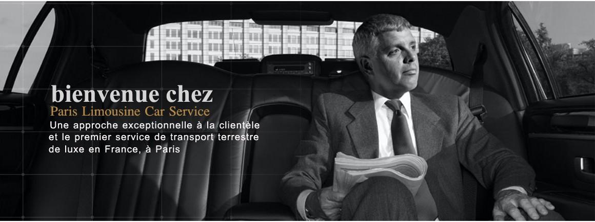 Paris Limousine Car Service - Service de transport de luxe a Paris