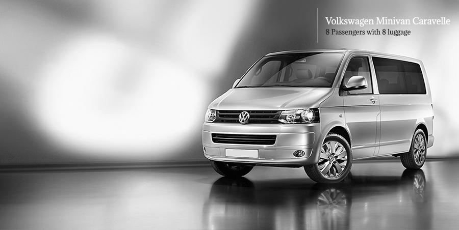 Volkswagen Minivan Caravelle