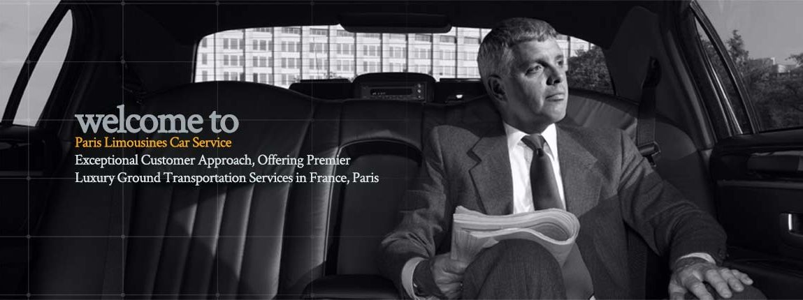 Limousine service in paris with exceptional customer approach, offering Premier Luxury Ground Transportation Service