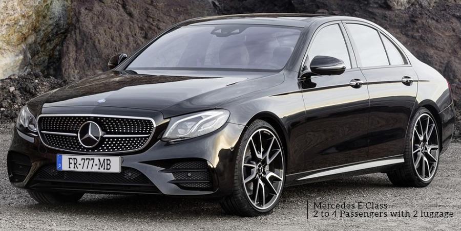 Rent a Mercedes s-class in Paris on Paris Limousine car Service